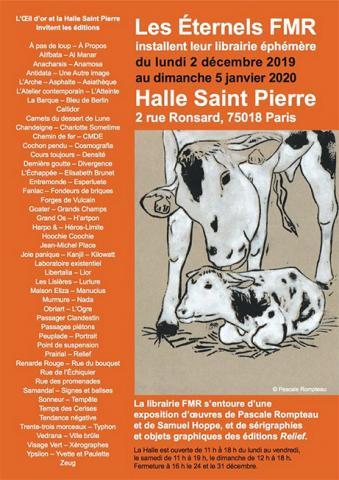 Les éditions Lurlure au festival Éternels FMR
