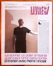 Pierre Vinclair, Sans adresse, Éditions Lurlure, Libération