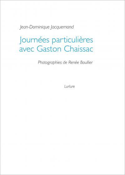 Jean-Dominique Jacquemond  Éditions Lurlure