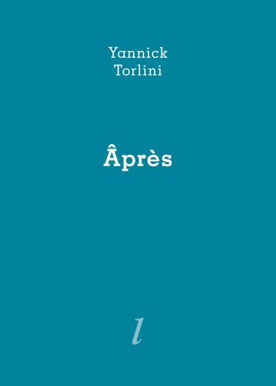 Yannick Torlini Âprès couverture Éditions Lurlure