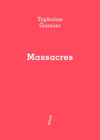 """""""Massacres"""" de Typhaine Garnier dans la revue Décharge"""