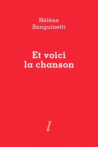 Et voici la chanson, Hélène Sanguinetti, Éditions Lurlure