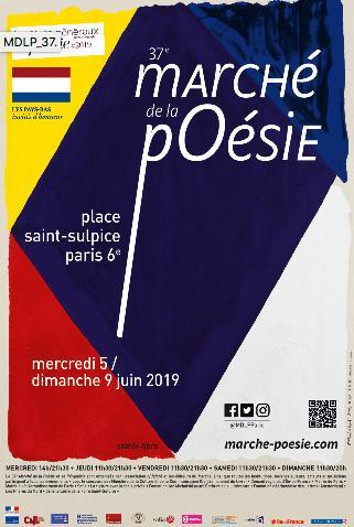 Les éditions Lurlure au 37e Marché de la poésie à Paris