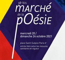 Éditions Lurlure, Marché de la poésie de Paris 2021
